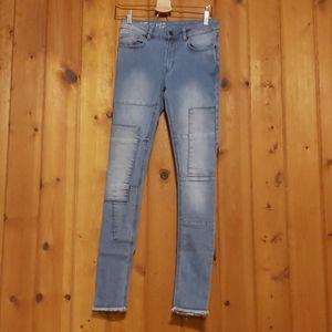 Hoxton Denim Skinny Jeans